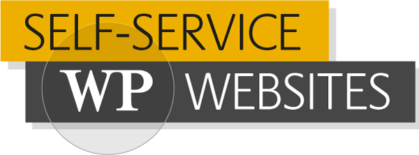 Self Service WordPress Websites